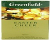 Tee Greenfield Easter Cheer, 1,5g x 25